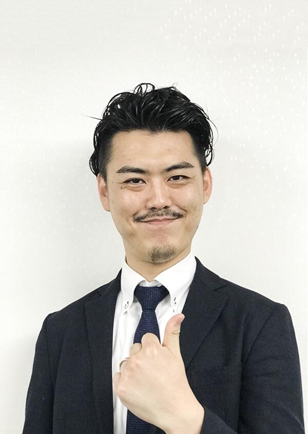 スタッフ荒翔太